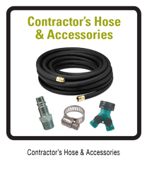 CONTRACTOR'S HOSE & ACCESSORIES