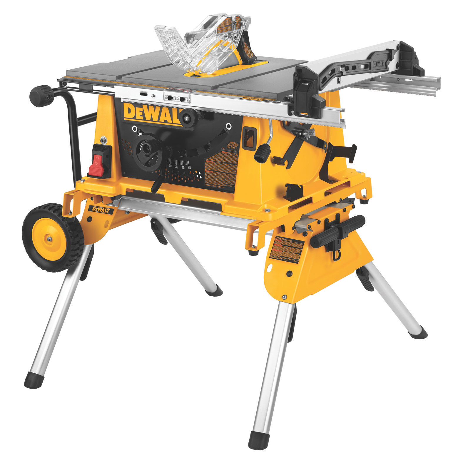 Power Tools Amp Accessories Table Saws Dewalt 10 Quot Job