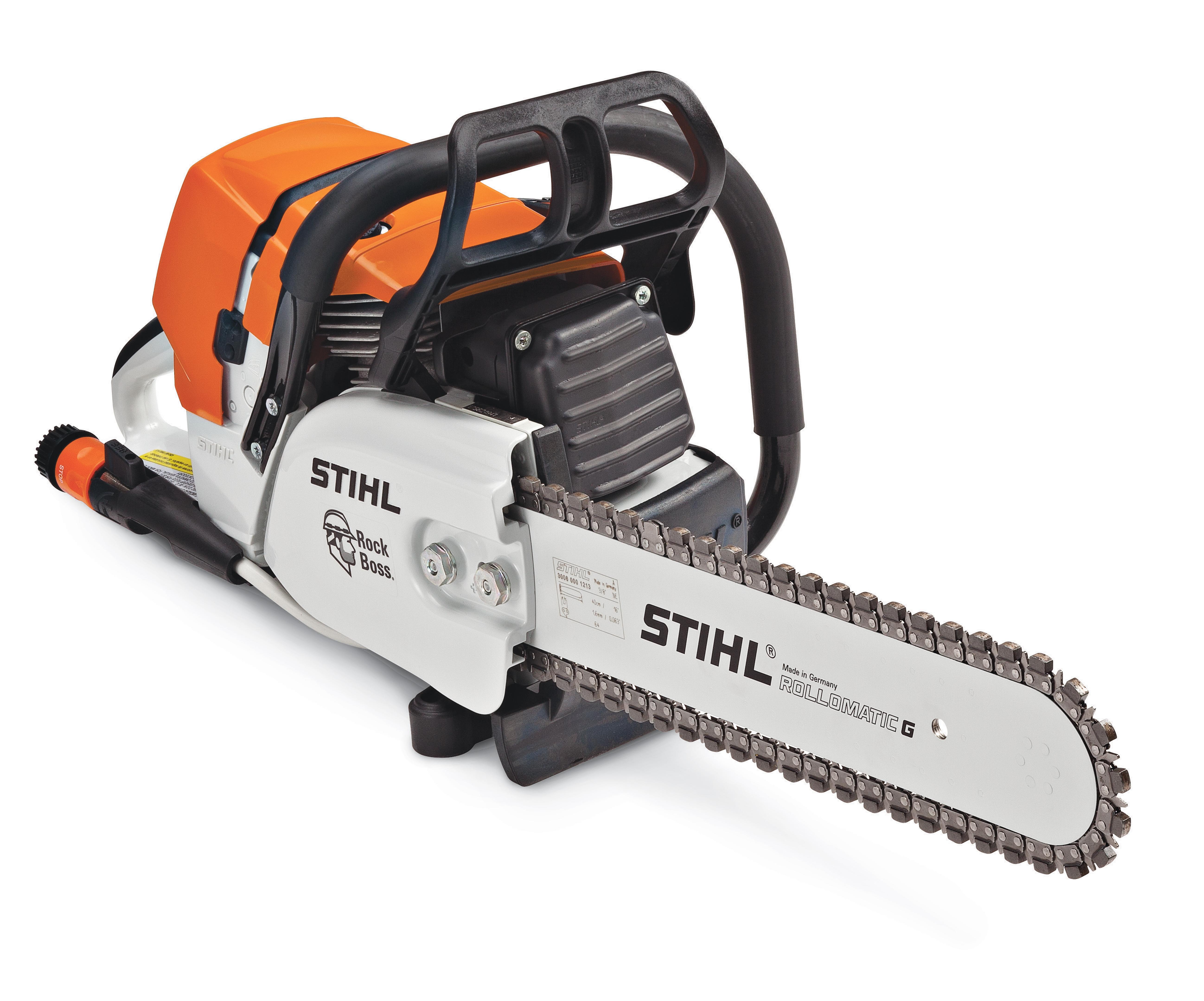Power Equipment Chain Saws Stihl Gs461 Rock Boss 169