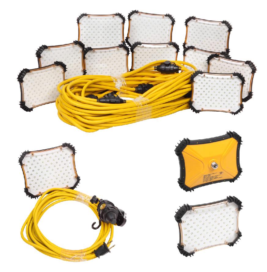 Jobsite Protection Work Lighting LED String Lights