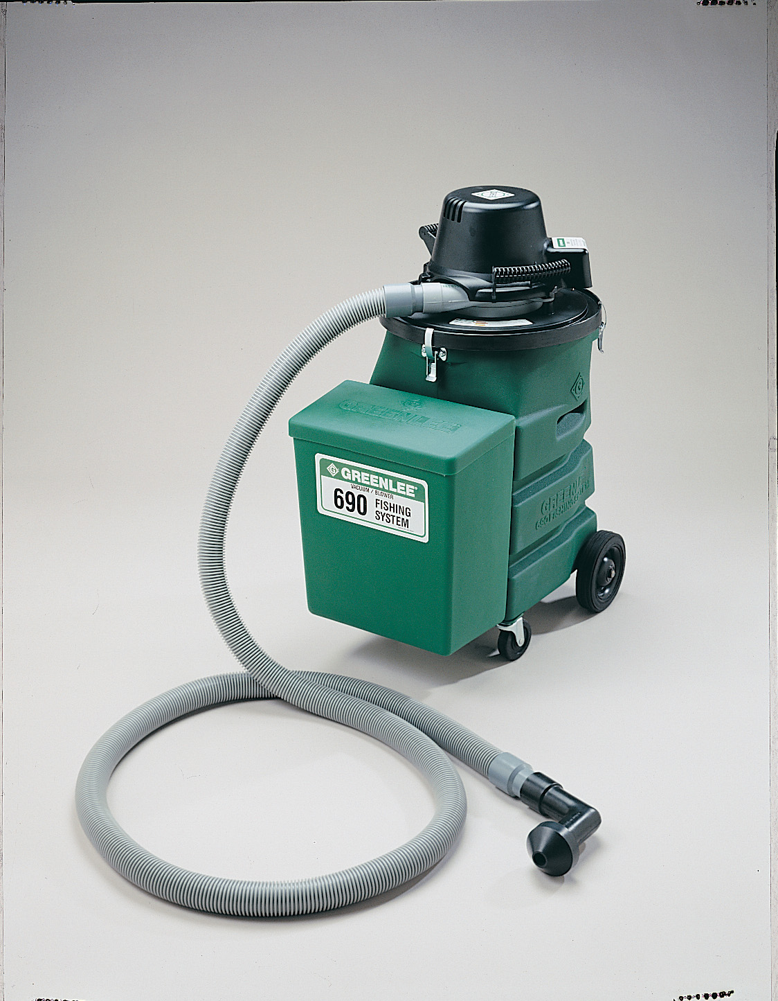 Vacuum And Blower Systems : Electrical tools accessories power fishing systems