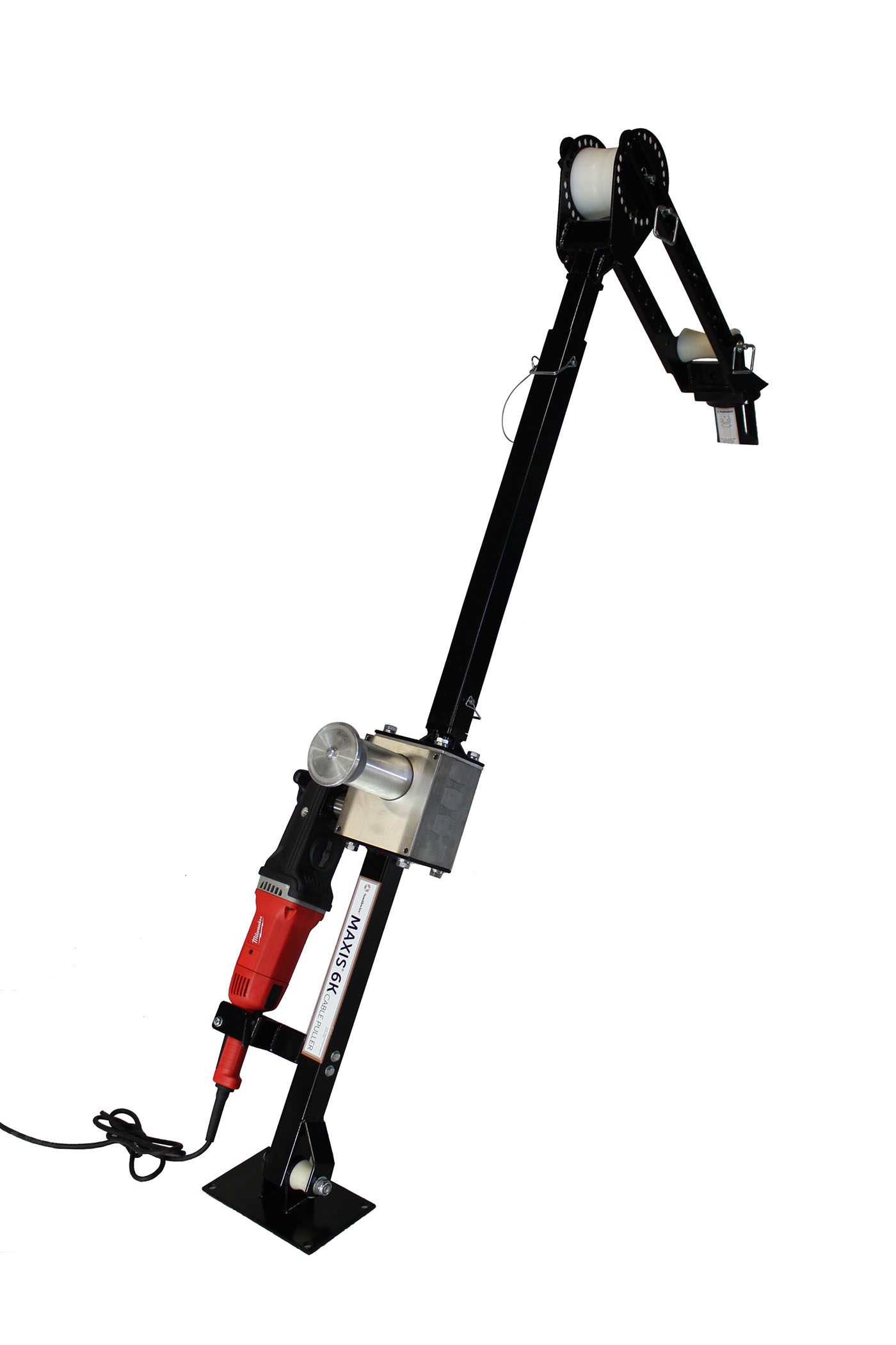 Electric Cable Puller : Maxis k cable puller