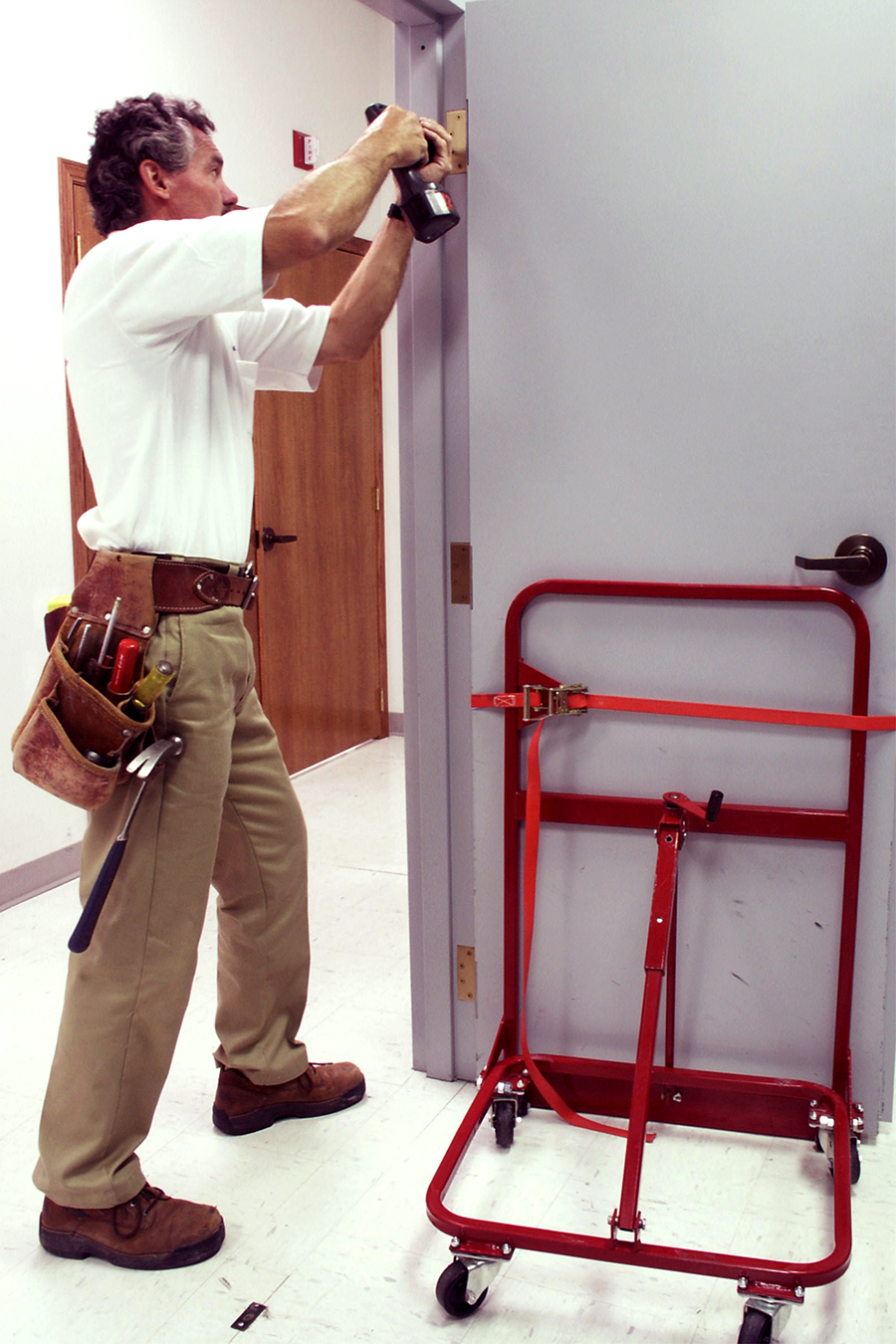 Material Handling Amp Rigging Door Cart Doorjak Door