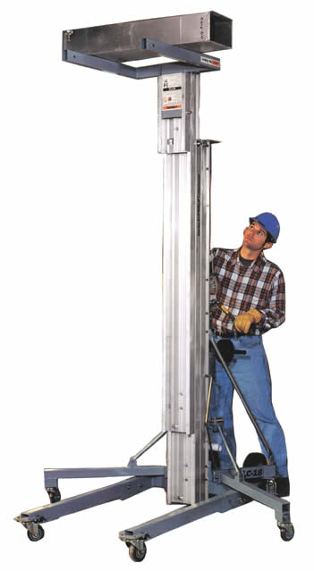Material Handling Amp Rigging Material Lifts Genie