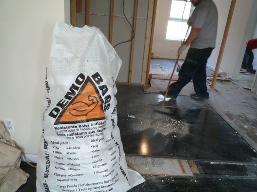 Cleaning Equipment Amp Supplies Trash Bags Contractor