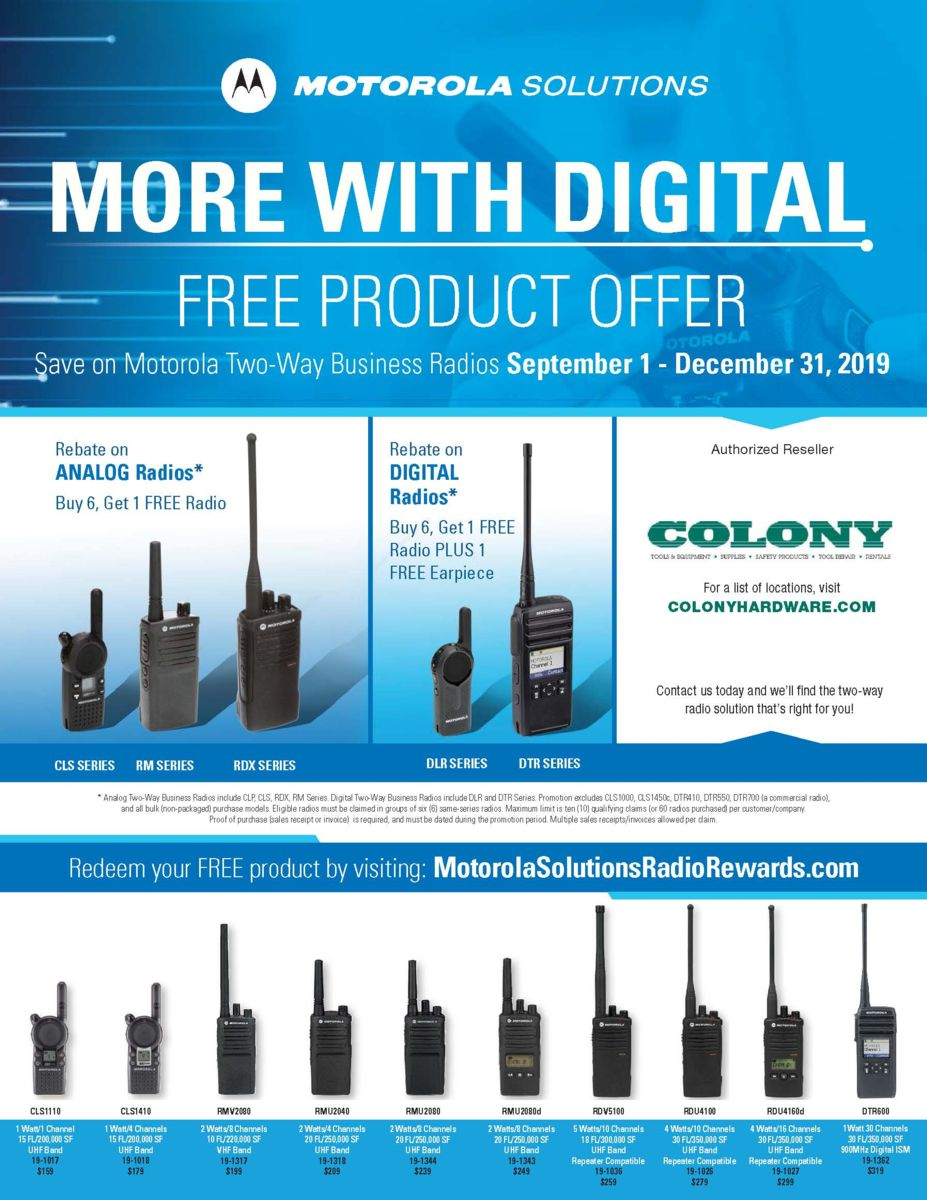 Colony Hardware | Homepage