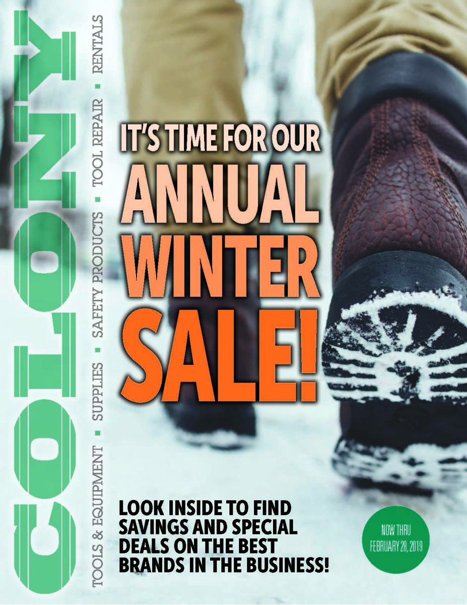 Colony Hardware Homepage Hand Tool Power Supply Wire Harness Dont Miss Our Annual Winter Sale Click For Details