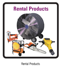 RENTAL PRODUCTS