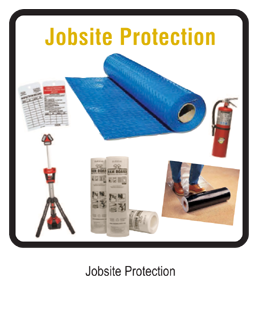 SAFETY & JOBSITE PROTECTION