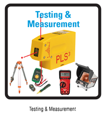 TESTING & MEASUREMENT