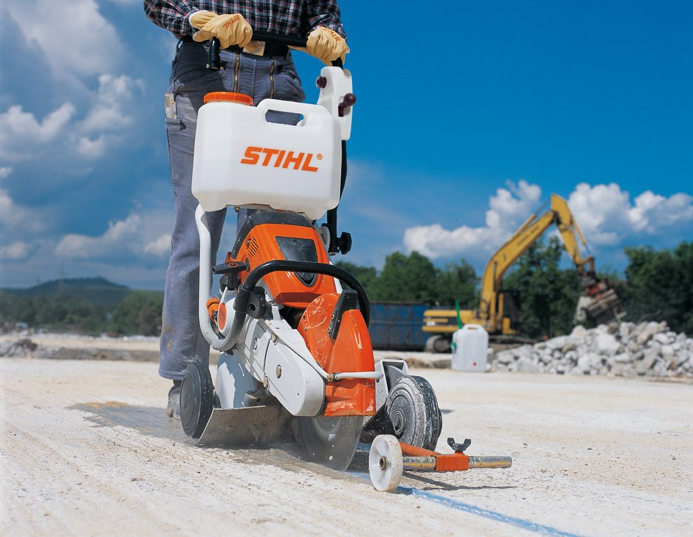 Power Equipment Concrete Cutting Equipment Stihl