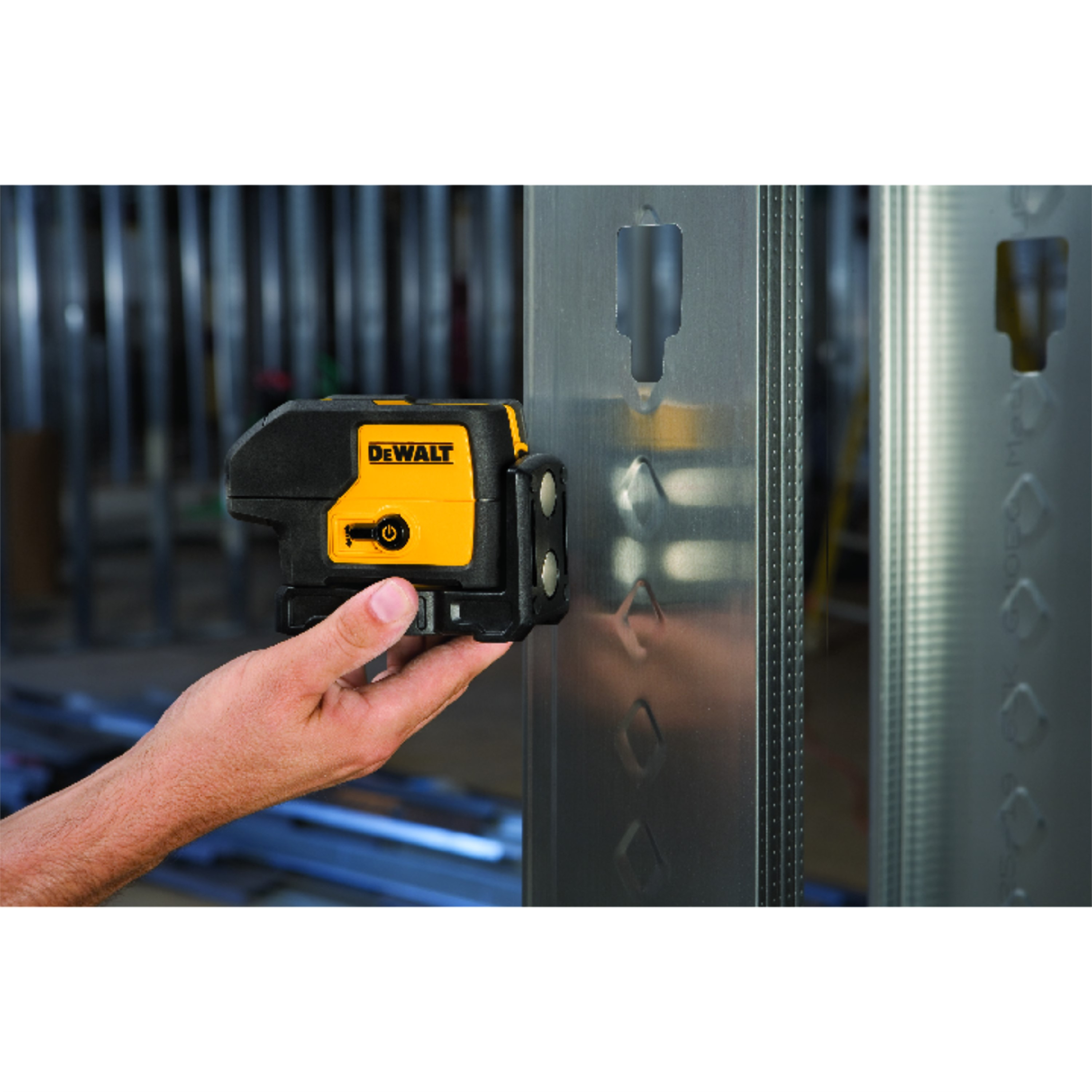 Testing Amp Measurement Construction Lasers Dewalt Laser