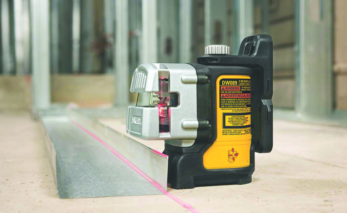 Testing Amp Measurement Construction Lasers Dewalt Self