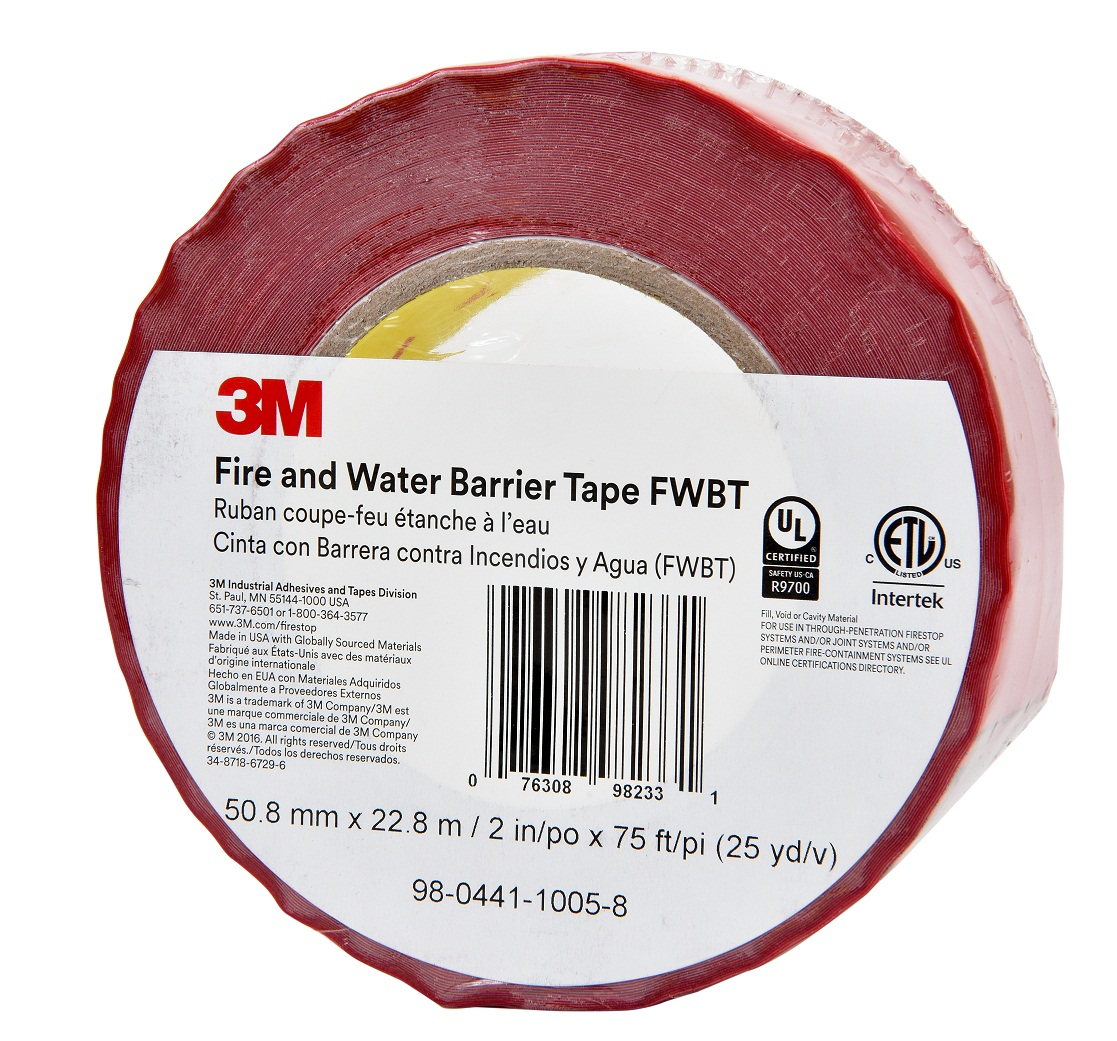 firestop drywall adhesives  firestop  fire  water barrier tape
