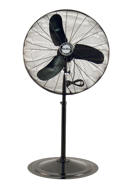 Pedestal Fans In Factory : Power equipment fans heavy duty pedestal