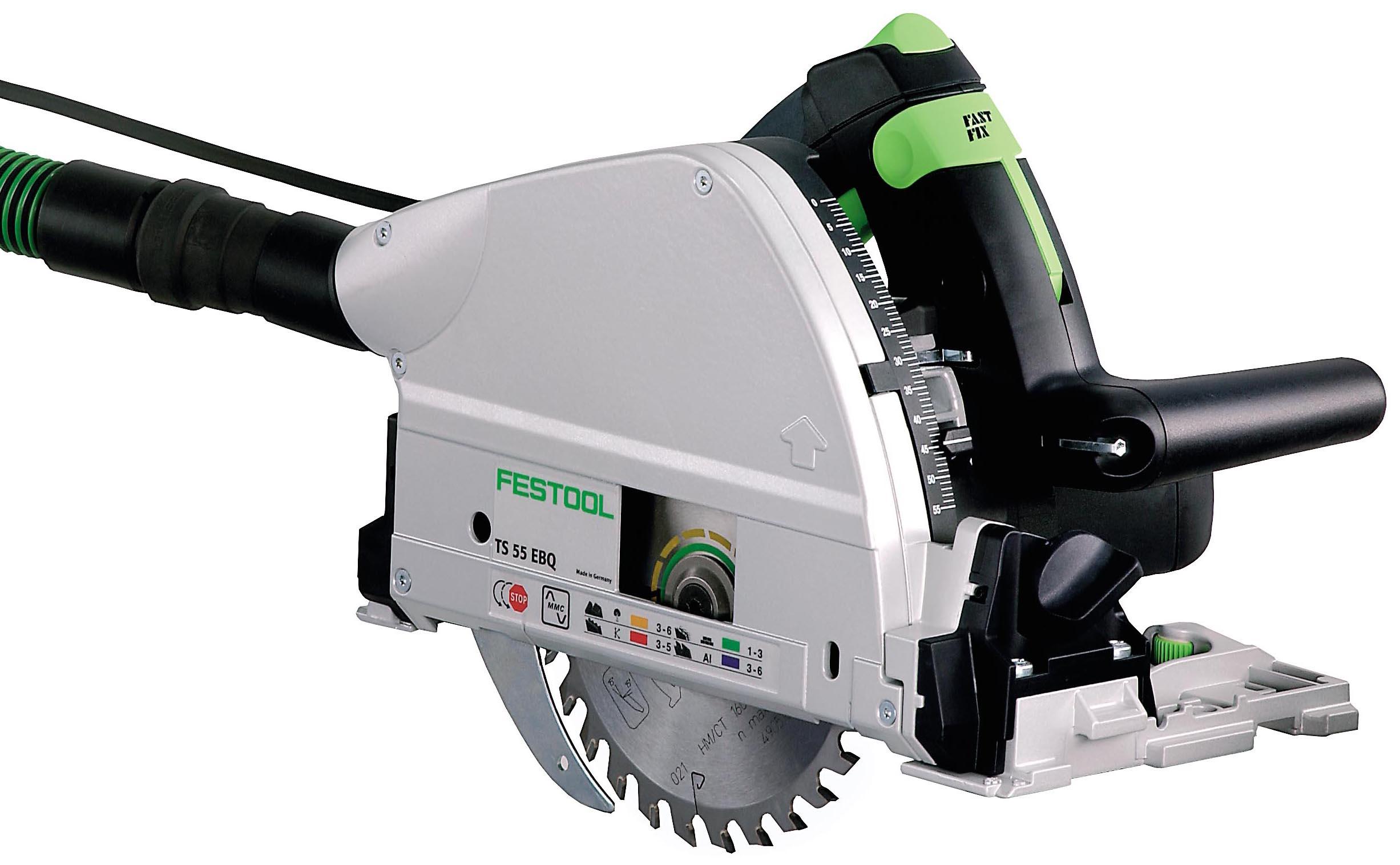 power tools & accessories   festool plunge-cut saws   festool ts 55