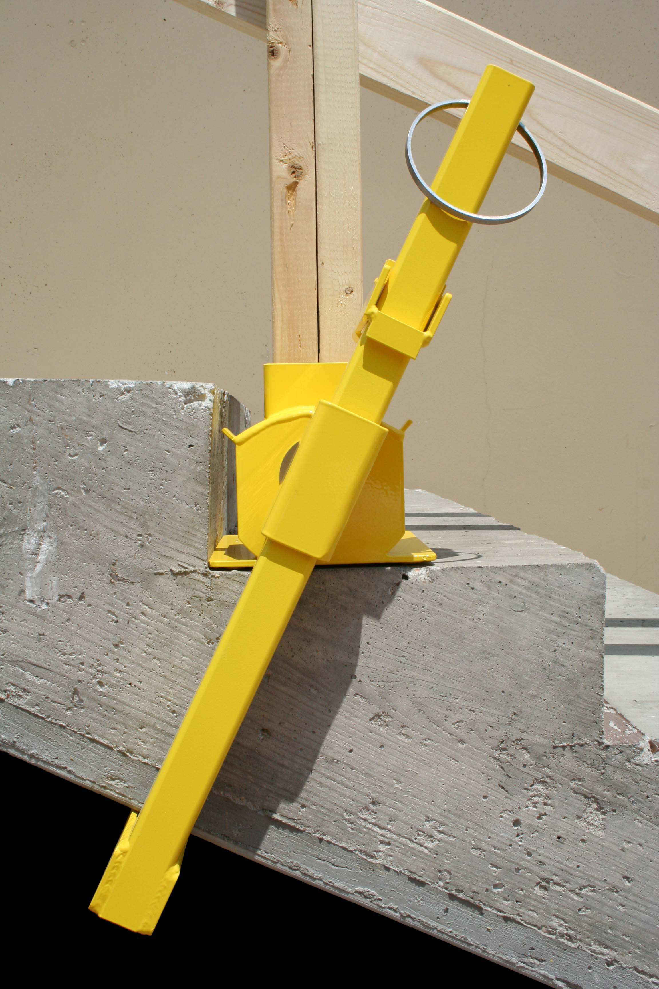 Personal Protective Equipment Safety Railing Systems