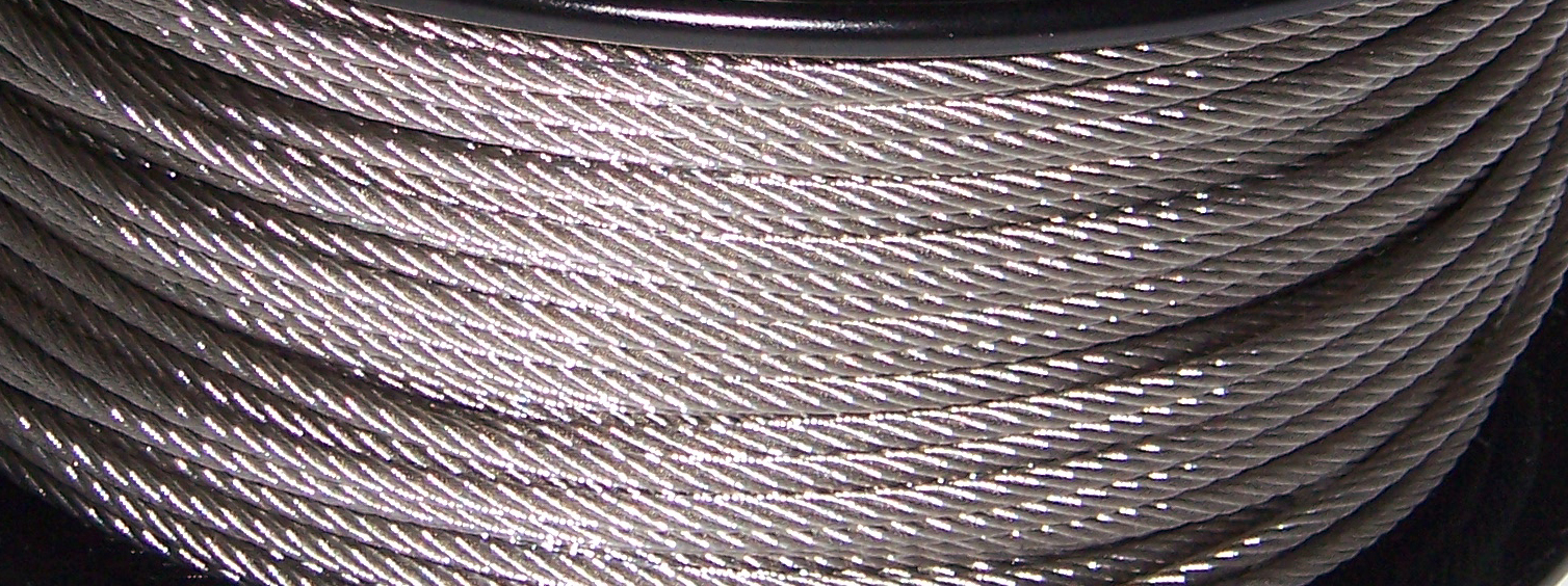 MATERIAL HANDLING & RIGGING   Wire Rope and Accessories   Aircraft Cable