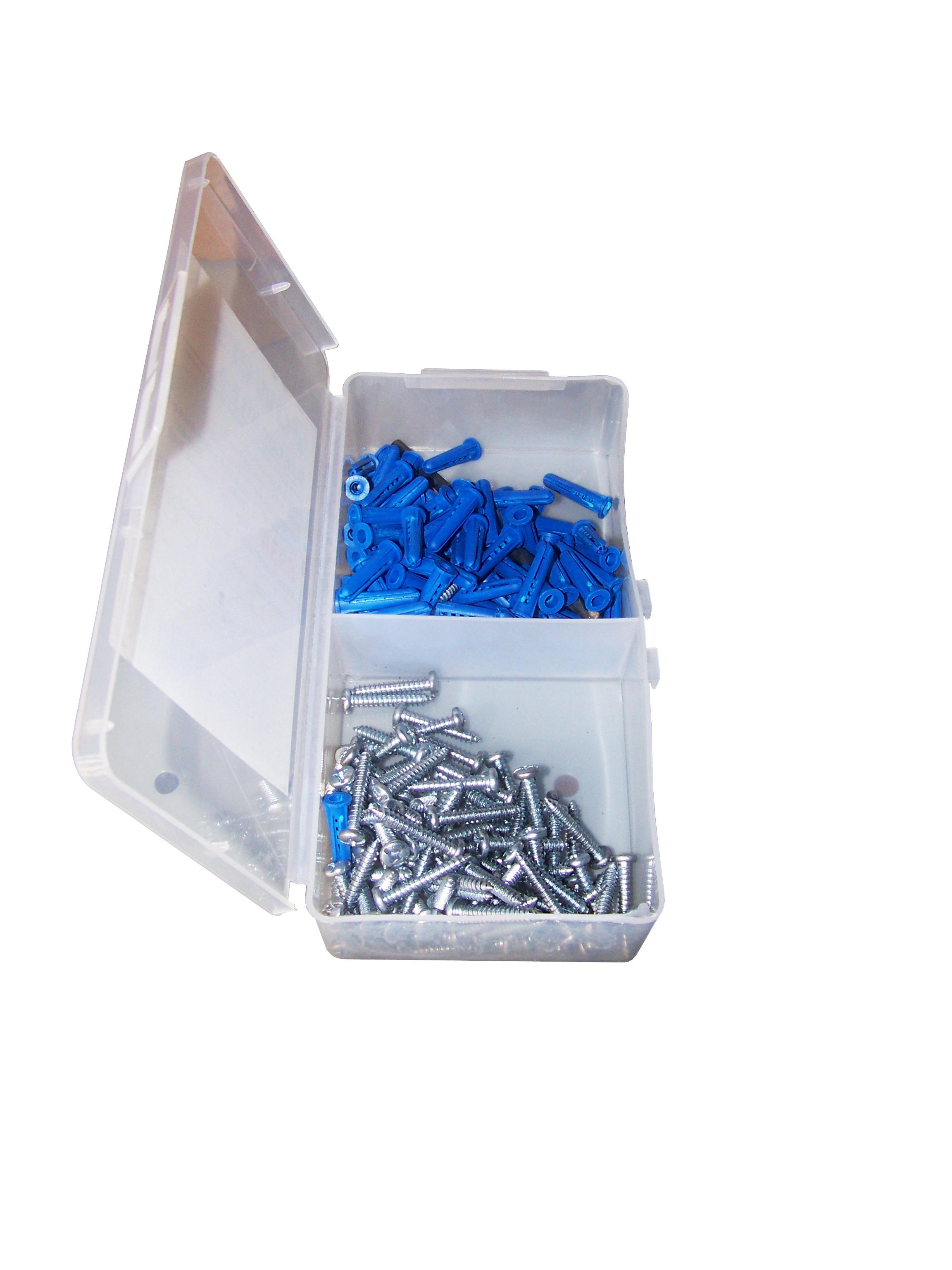 Fasteners Mechanical Anchors Bantam Plug Kits